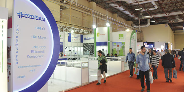 International Electronist Exhibition in Turkey