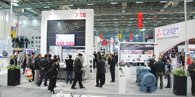 WIN Eurasia Automation presents four separate trade fairs under the same roof