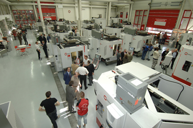 In-house exhibition at Hermle AG breaks all records
