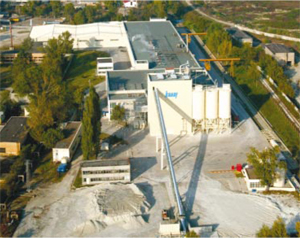 Manufacture of chemicals and chemical products in Bulgaria: Knauf Bulgaria