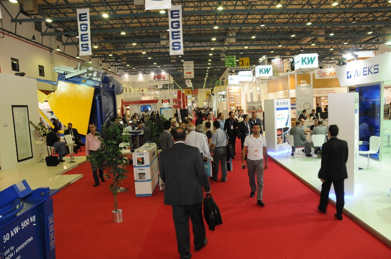 An exhibition trio in the field of metallurgy will be held in September in Istanbul