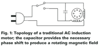 How to complete a low-cost design and analysis using a single-phase AC induction motors and an 8bit microcontroller