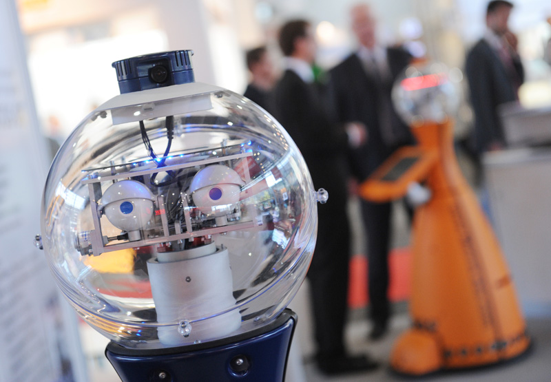 Industrial Automation at Hannover Messe 2012, 23 - 27 April