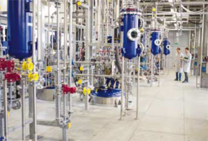 Slovenia`s Krka started a new production of active pharmaceutical ingredients