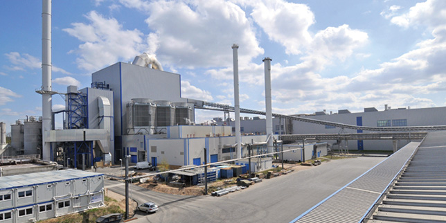 Andritz delivers modern processing equipment to a feed plant in Turkey