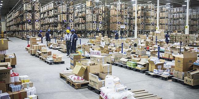 Novartis`s biggest European warehouse will be set up in Slovenia