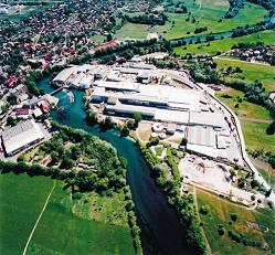 Pulp, Paper and Paper Converting Industry in Slovenia