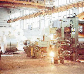 Manufacturing of basic metals and fabricated metal products in Croatia