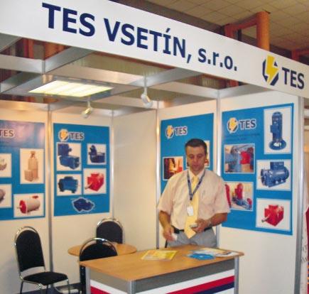 The Romanian technical ehxibition TIB 2006