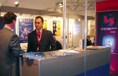 Benea Daniel, General Manager, BKD Electronic (Romania): We have displayed our latest PCBs