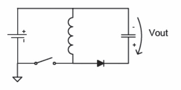 Buck-Boost LED driving with a mixed-signal MCU