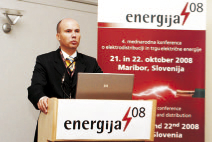 5th annual international energy conference Energija 09 in Maribor, Slovenia