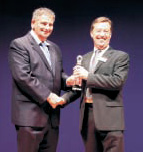 SIPLACE Team receives 2009 Global Technology Award