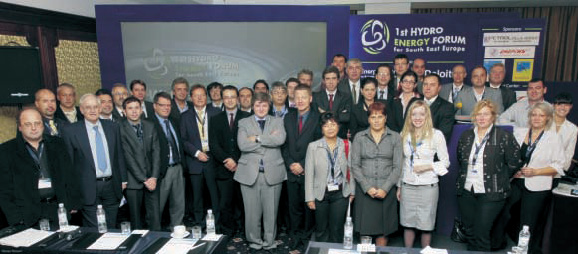 First Hydro Energy Forum for South-East Europe