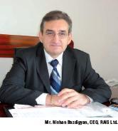 Interview with Mr. Nishan Bazdigyan, CEO, RAIS Ltd.