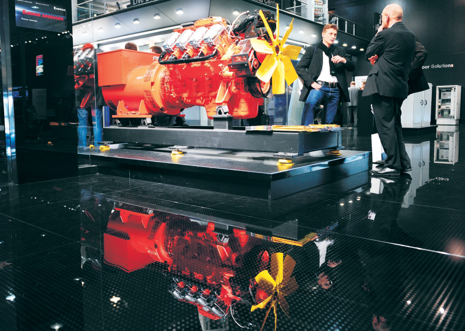 Highlights from Hannover Messe 2011
