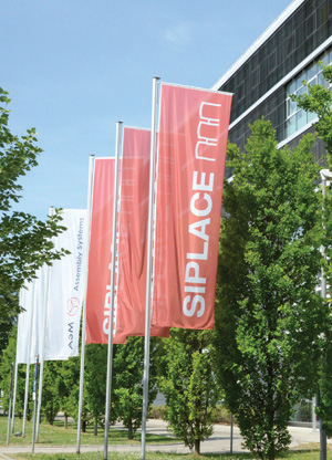 SIPLACE hosted a press conference, factory tours and new product introductions in Munich