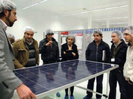 Martifer Solar opens new offices in Romania and installs its first photovoltaic plant in the market