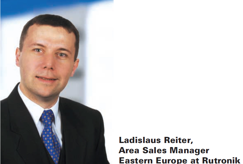 Interview with Ladislaus Reiter, Area Sales Manager Eastern Europe at Rutronik