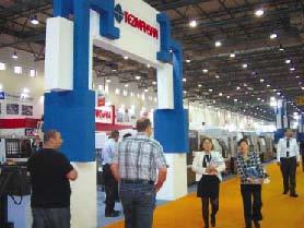MAKTEK Eurasia Fair 2012