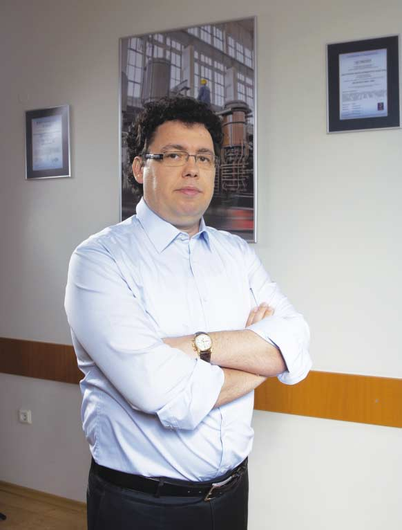 Interview with Eng. Dimitar Beleliev Chairman of the Board of Directors in the Bulgarian company Centralna Energoremontna Baza