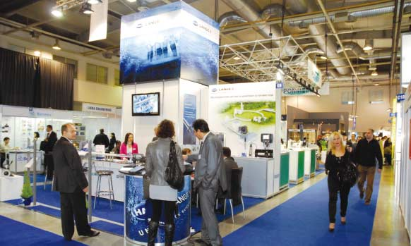 BULCONTROLA and WATER SOFIA exhibitions present innovations for sustainable development in May 2013