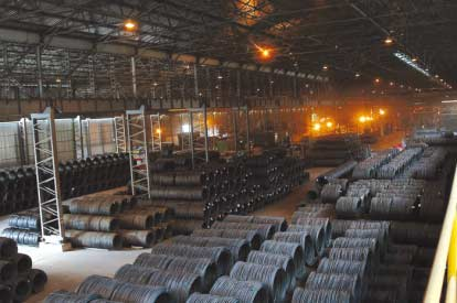 Turkish Steel Industry