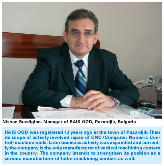 Our company policy is to make our clients believe RAIS is their formula of success