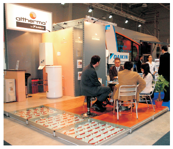 New equipment and technologies at EXPOENERGY