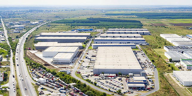 Romanian logistics park receives European funding for expansion