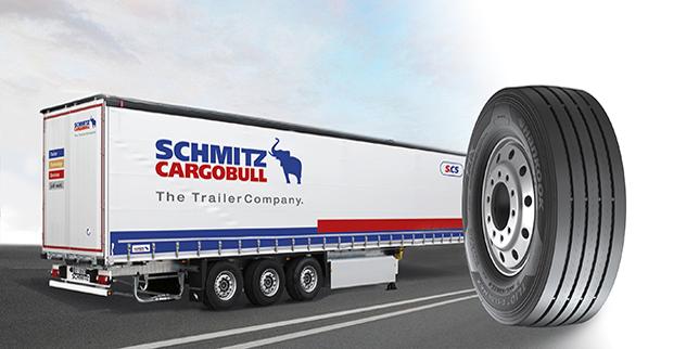 German trailer maker opened a modern facility in Turkey