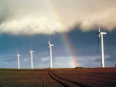 Wind Energy: Technologies and Trends in Wind Power Plants Development
