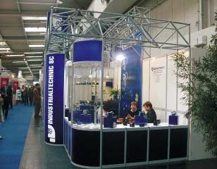 SEE companies participation at Hannover Fair 2005