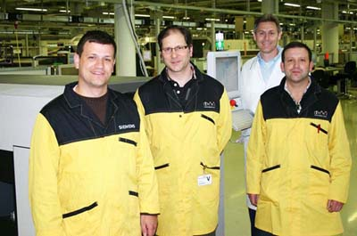 Televes invests in innovative SIPLACE line