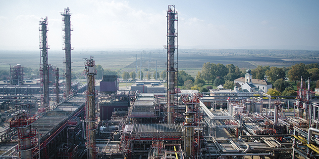 A deep conversion complex to be made at Gazprom`s Pancvo Refinery in Serbia