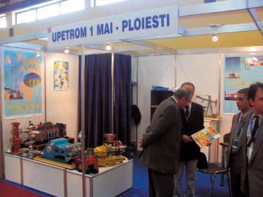 31st International Technical Fair in Bucharest