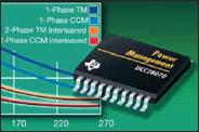 TI - Next-generation energy management IC